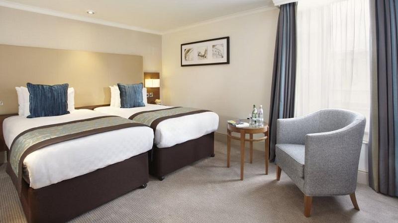 Quarto do Hotel Thistle Trafalgar, Leicester Square em Londres