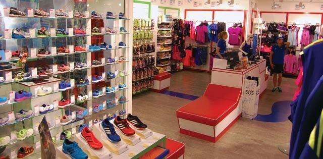 London Marathon Store