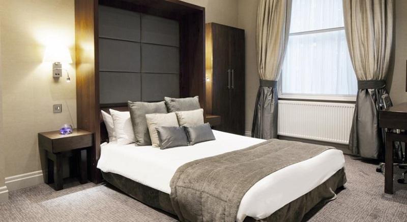Quarto do Grange Langham Court Hotel em Londres