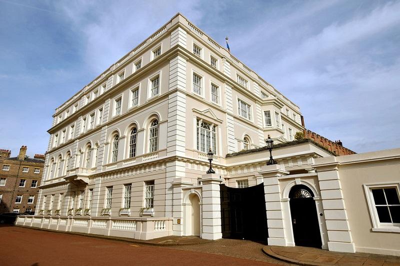 Clarence House em Londres