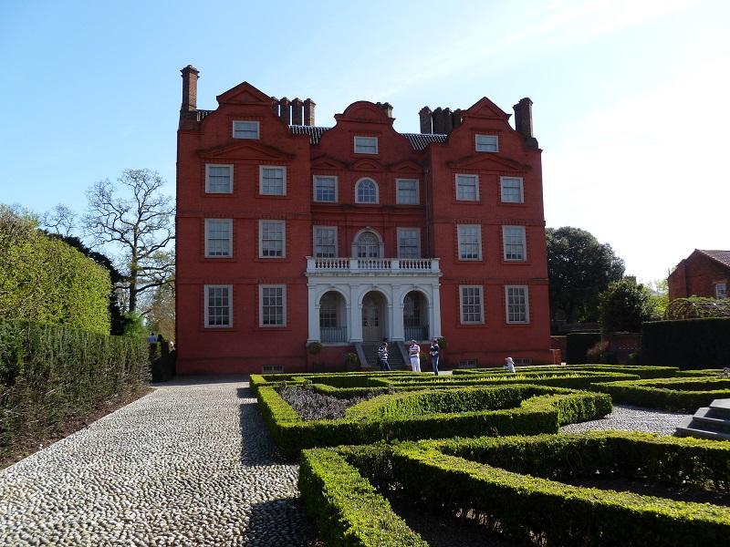 Kew Palace em Londres