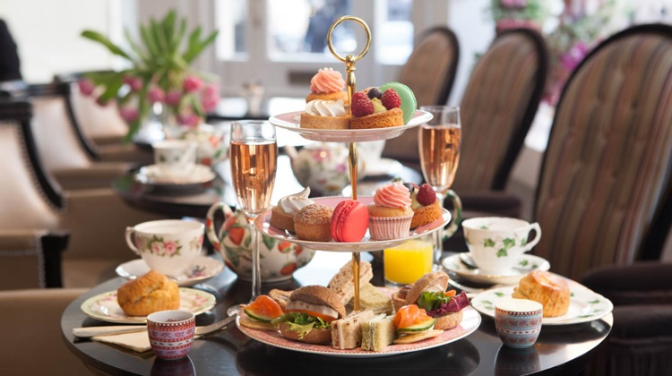 Casas de chá em Londres