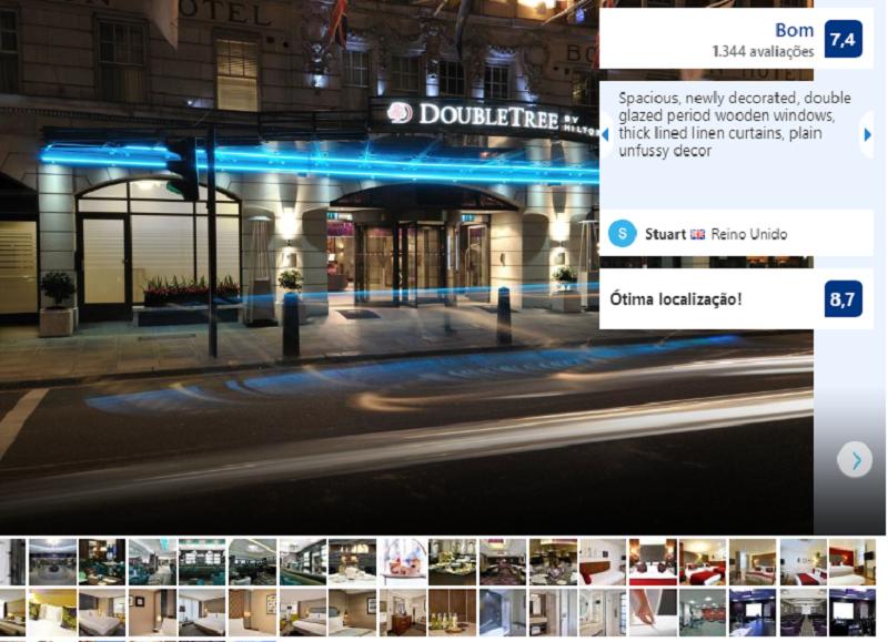 Hotel Doubletree by Hilton London West End em Londres