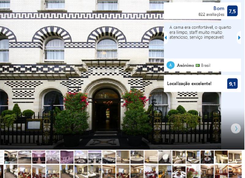 Grange Langham Court Hotel em Londres