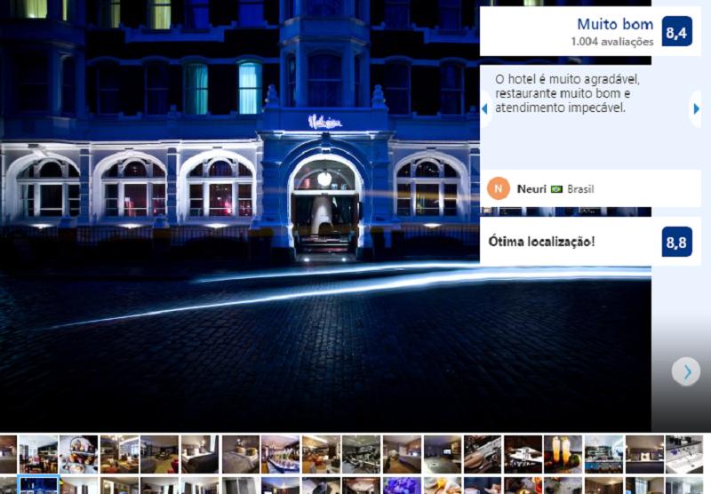 Hotel Malmaison em Londres