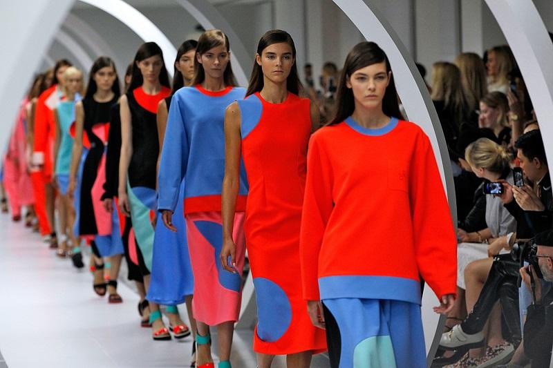 Semana de Moda em Londres
