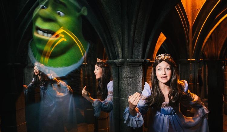 Sobre a Shrek's Adventure em Londres