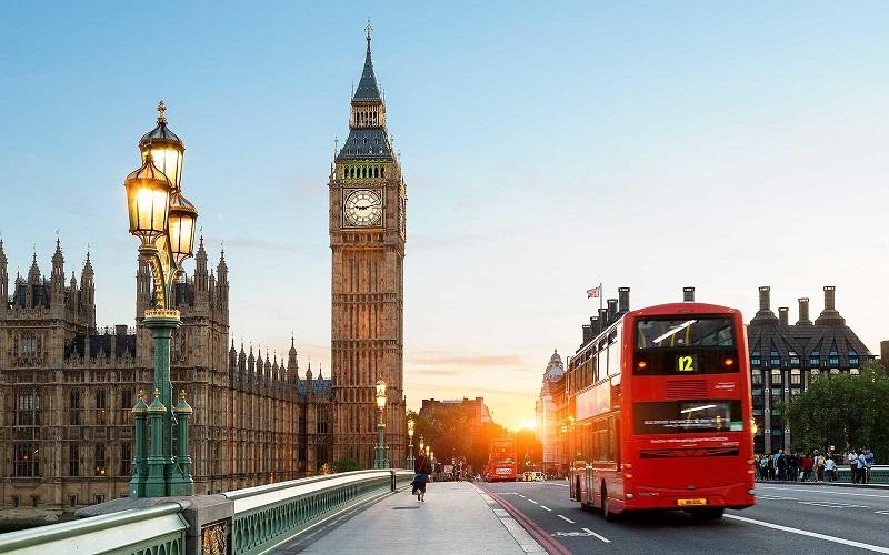 Baixa temporada em Londres