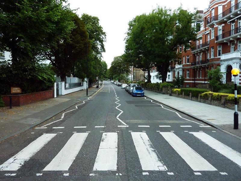 Abbey Road em Londres