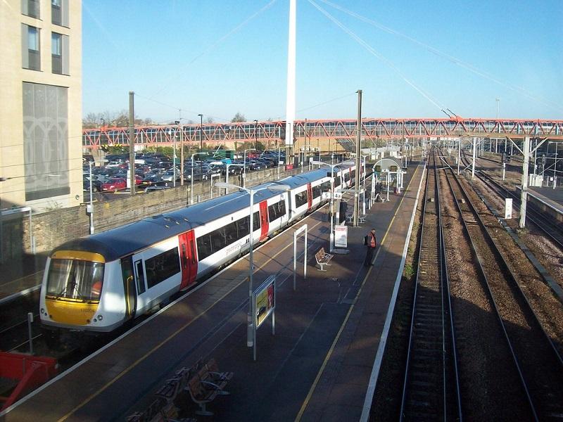 Estação de trem de Cambridge