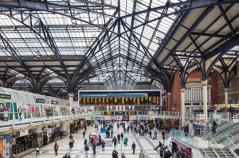 Estação de Liverpool