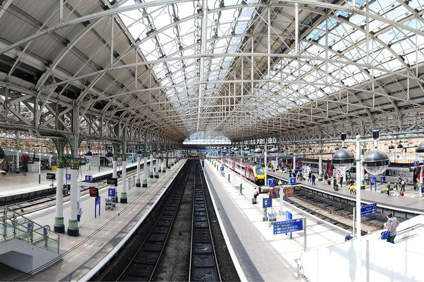 Estação Manchester Piccaddily