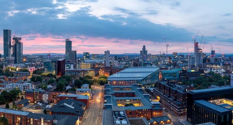 Remessas Internacionais para Manchester