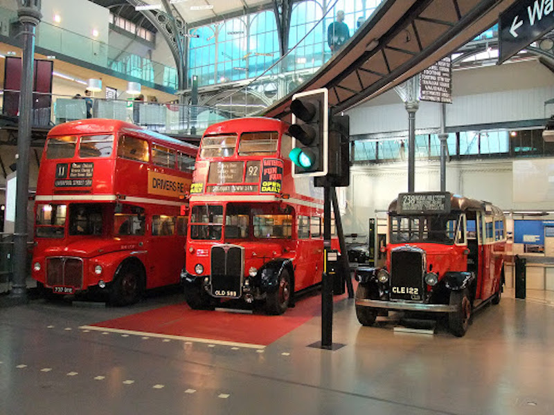 Museu do Transporte de Londres