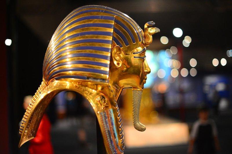 Museu Petrie de Arqueologia Egípcia - Tutankhamen