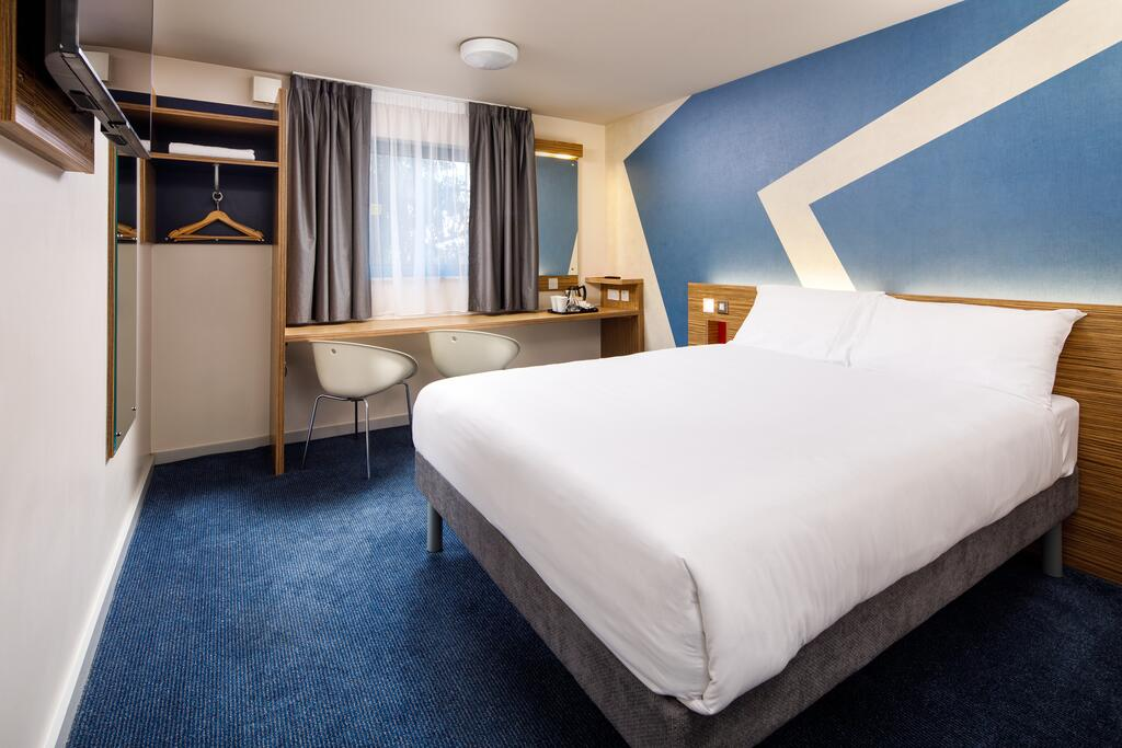 Quarto do Ibis budget London Heathrow T5