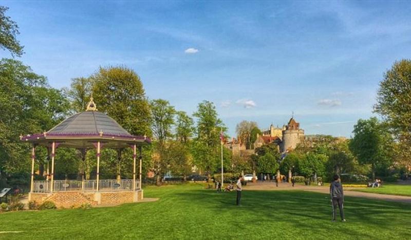 Alexandra Park em Windsor