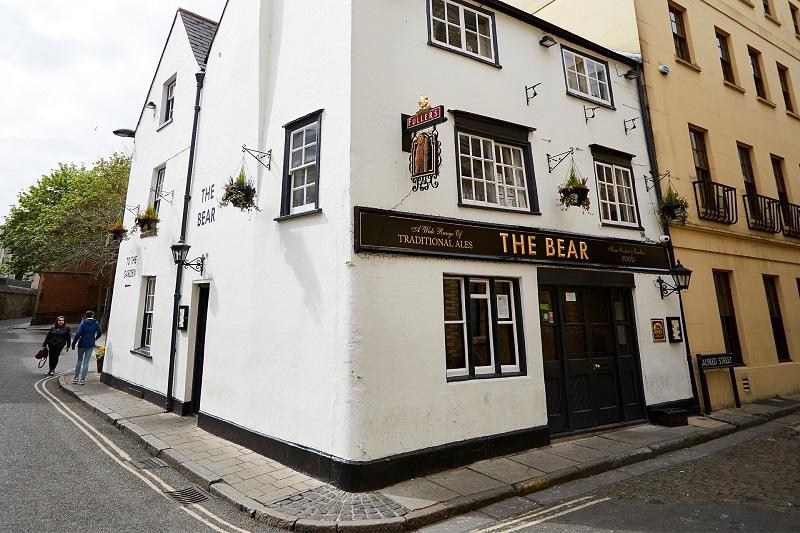 Bar Bear Inn em Oxford
