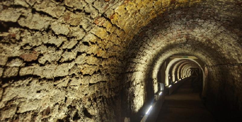Victoria Tunnel em Newcastle