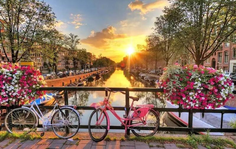 Viagem a Amsterdã