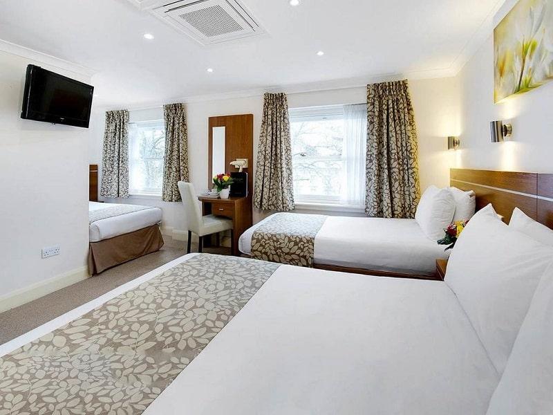 Hotel Batswater Inn em Londres
