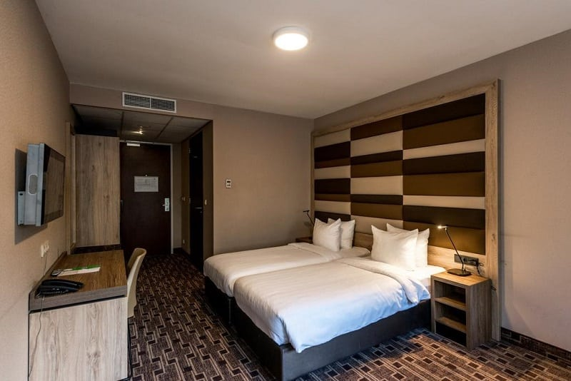 XO HOTELS Blue Square em Amsterdã