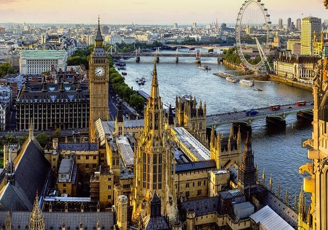 Quanto custa viajar para Londres