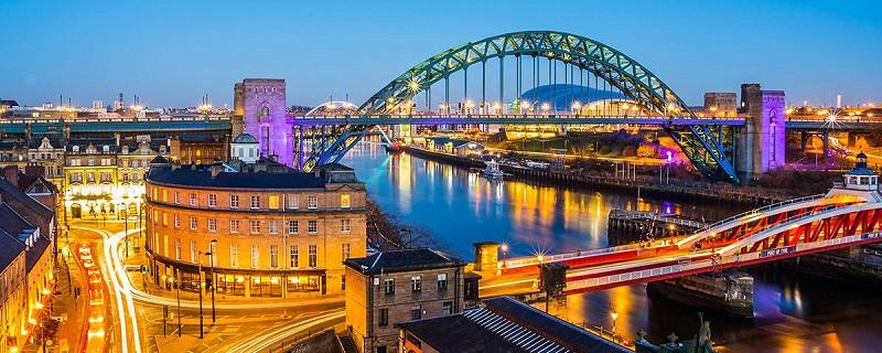 Meses de alta e baixa temporada em Newcastle