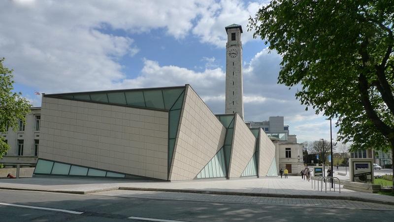 SeaCity Museum em Southampton