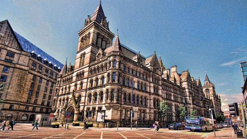 Manchester, Inglaterra