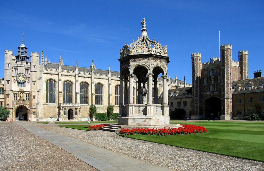 Verão em Cambridge