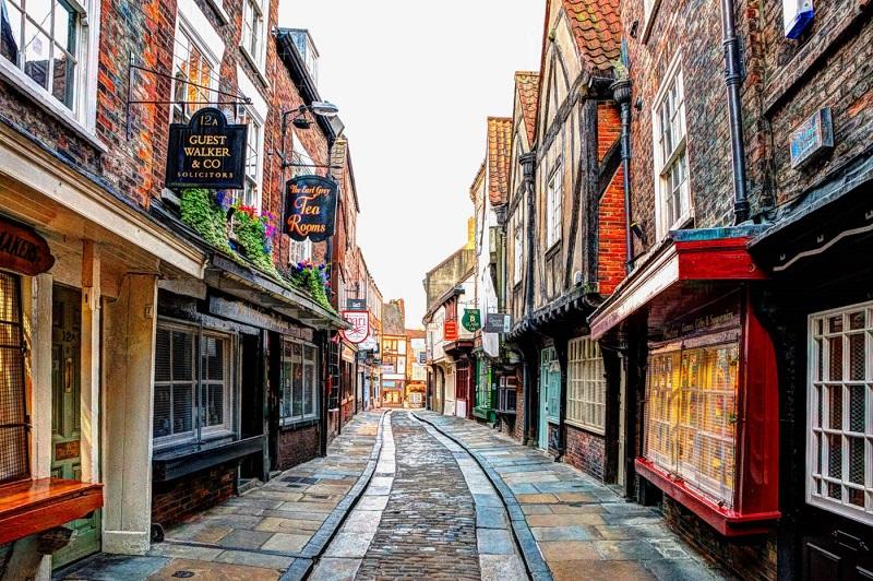 Ruas de York