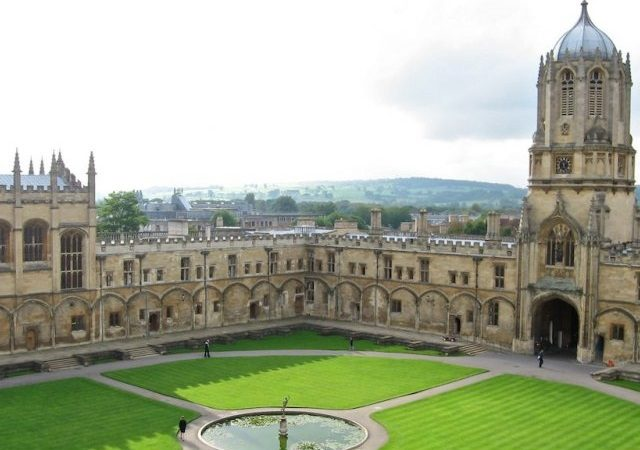 O que fazer de graça em Oxford